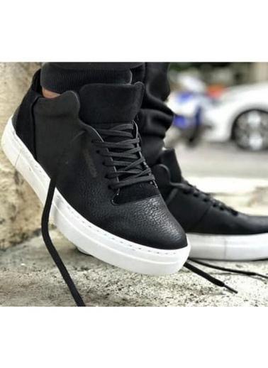 Chekich CH004 BT Erkek Ayakkabı SIYAH Siyah